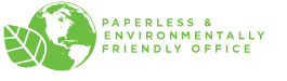 Paperless & Environmentally Friendly Office